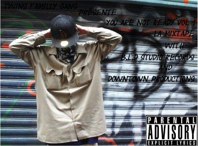 Vous n'êtes pas prêt vol1 mixtape / 9-Young cash:I fly (2012)