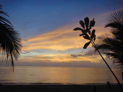 Sunset a Koh Lanta