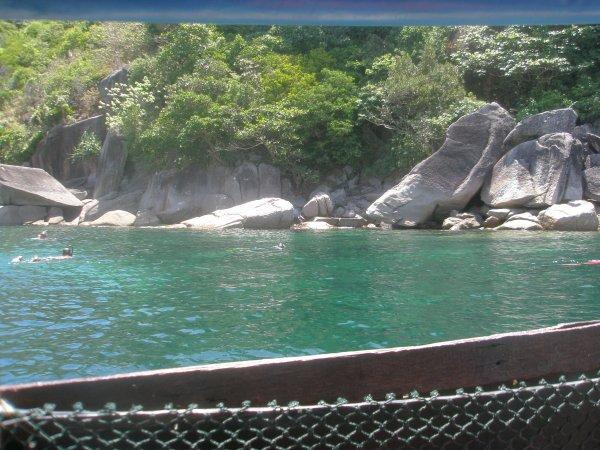 Snorkel day dans le parc de Tarutao