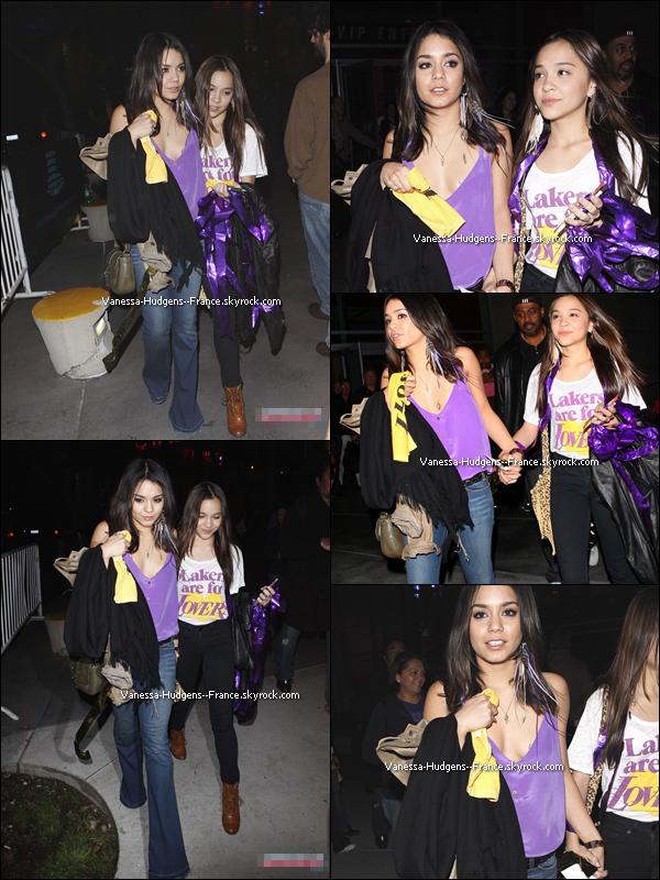 . 23 Mars 2011 : Vanessa & ses costars à l'avant première de Sucker Punch à L.A. .