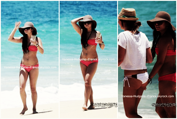 . 3 Mai 2011 : Vanessa et Ashley à LAX. .