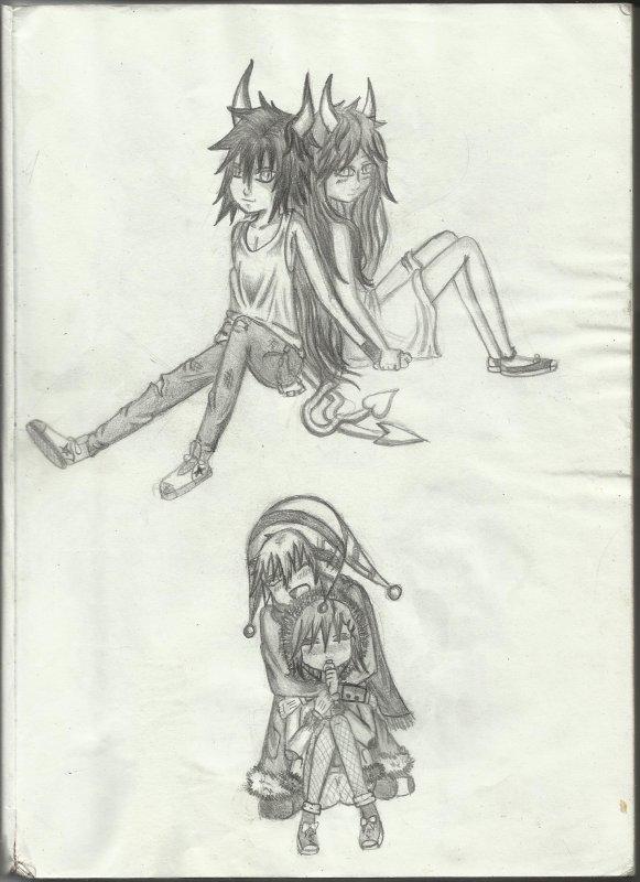 ♥   Petit dessin ! :3 ♥