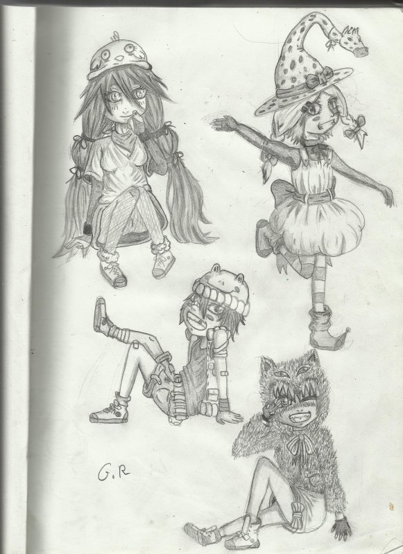 Petit personnages ! :)