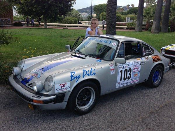 Rallye de la croisette 2013