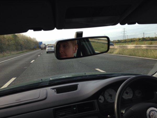 Wales rallye GB ou plus exactement le RAC