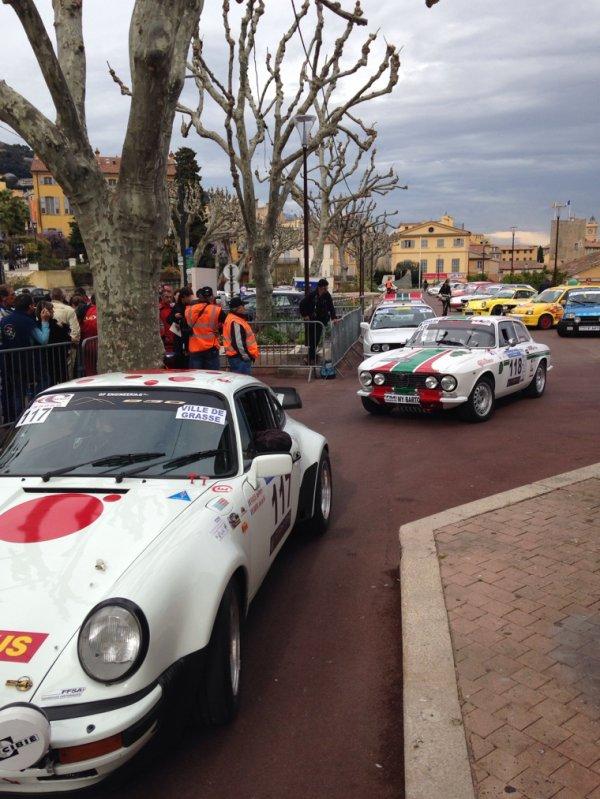 Rallye Grasse fleurs et parfum 2014