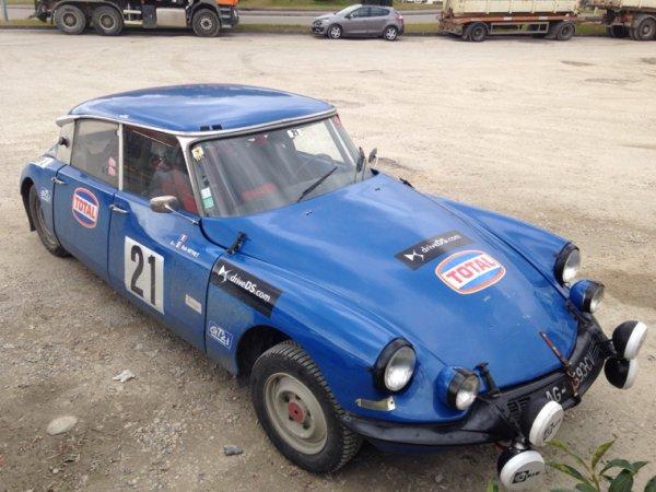 Rallye de Monté Carlo historique