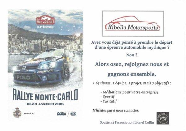 Rallye de Monté Carlo 2016