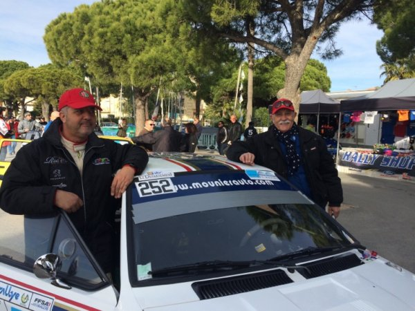 Rallye du Var Vhc 2015