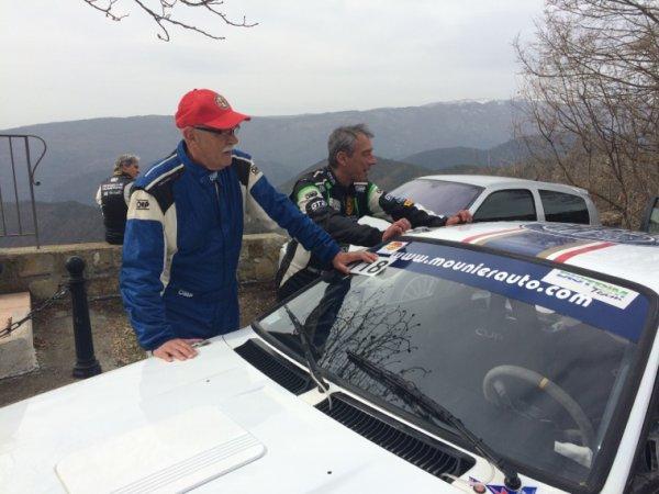 Rallye Grasse fleurs et parfums VHC 2016