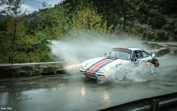 Rallye de l'Escarene Vhc 2016