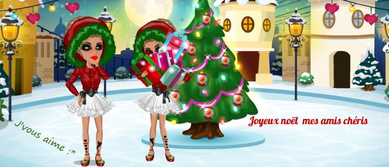 Joyeux Noël ! :)
