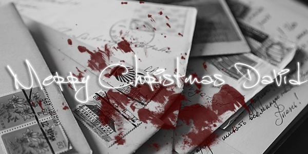 ◊ Merry Christmas David ◊ David Desrosiers ◊