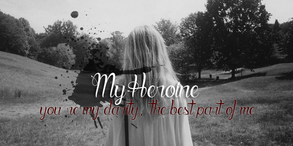 ◊ My Heroine ◊ Pierre Bouvier ◊