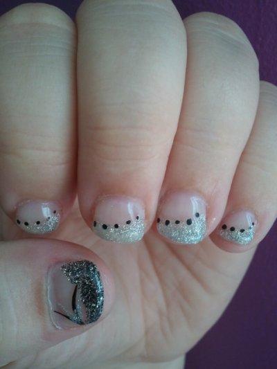 Mes ongles du mois de septembre =)