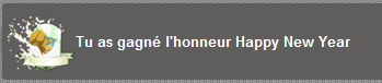 22e Honneur