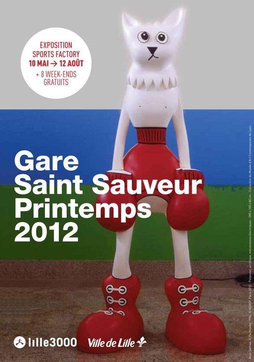 Le Printemps 2012 à Saint Sauveur!!