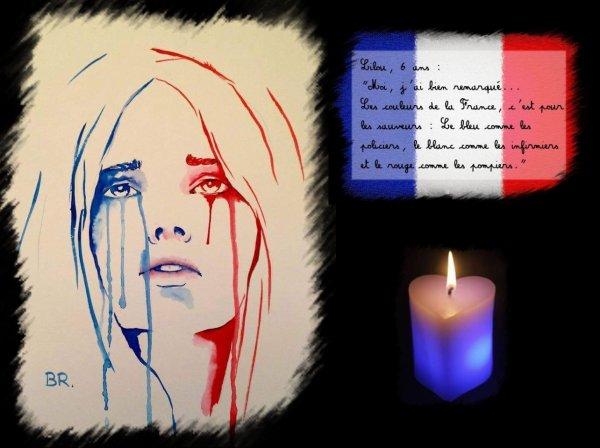 (l)(l)..... HOMMAGE AUX VICTIMES DU 13 NOVEMBRE 2015.....(l)(l)