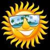 ☼ ☼..... Avec le Soleil.... Il me vient une idée !!.....☼ ☼
