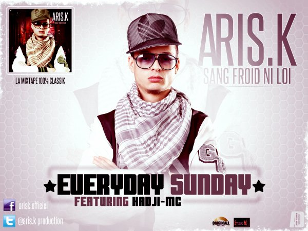 Sang Froid Ni Loi / Everyday sunday feat Hadji-Mc (2012)