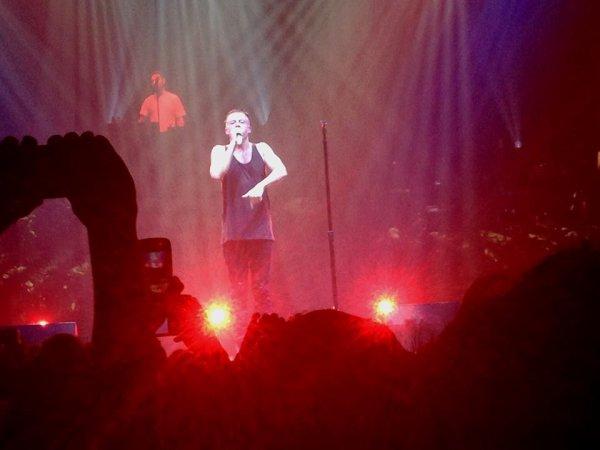 Macklemore - 22 septembre 2013 .