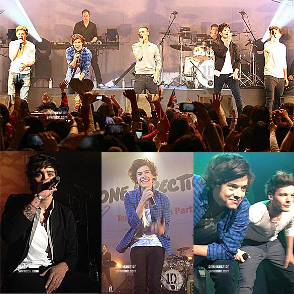 One Direction : Star Academy, ils vont rencontrer les élèves !