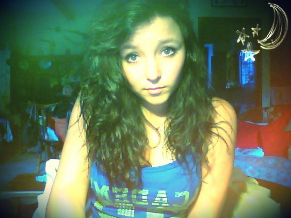 Quand je regarde les étoiles je pense à toi, c'est ça le manque ..