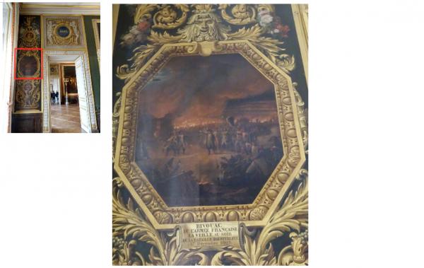 Rez de chaussée - Aile midi - 164 Salle des campagnes 1805(3).