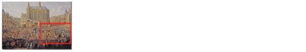 Rez de jardin - Aile centrale -  Appartement de la dauphine -  55 Première antichambre