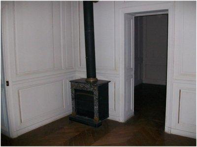 Rez de jardin - Aile centrale - Appartement de la duchesse d'Angoulème - 62a ?