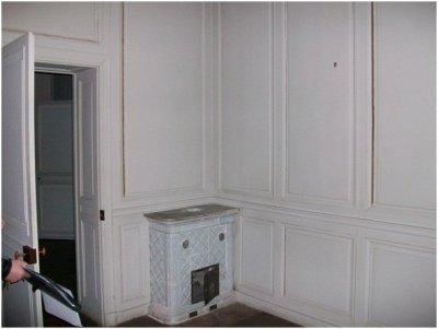 Rez de jardin - Aile centrale - Appartement de la duchesse d'Angoulème - 62b Cabinet intérieur