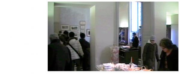 Rez de chaussée - Aile centrale - Divers- 91 b. Boutique cour de mabre