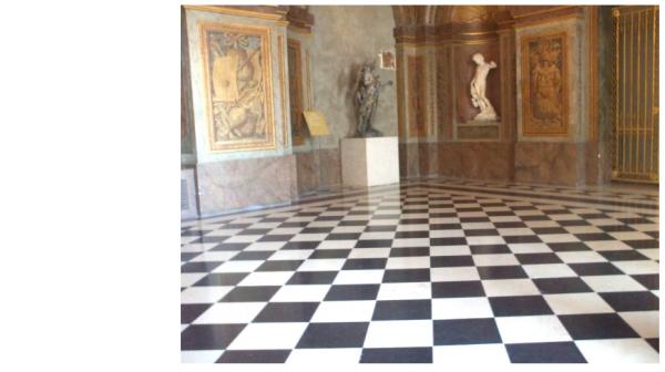 Rez de chaussée - Aile centrale - Appartement de madame Adélaïde - 79 Salle des hoquetons..