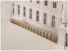 Rez de jardin - Aile du midi - 236 - Escalier cour des princes
