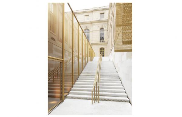 RDC-Aile du midi- 236 - Escalier cour des princes