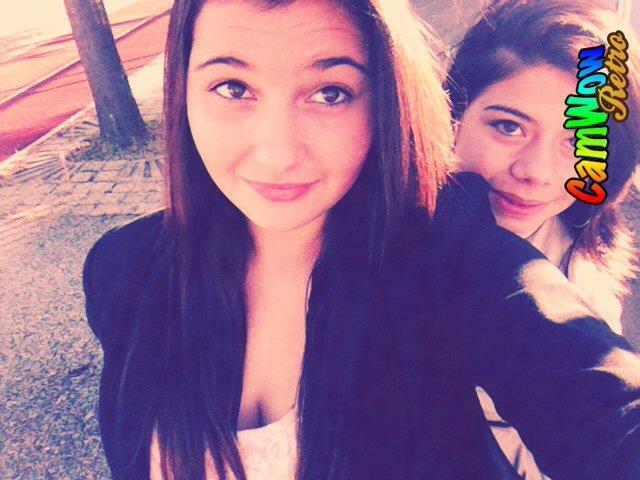 Prescillia et moi