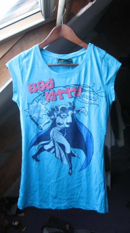 ♣. T-shirts.