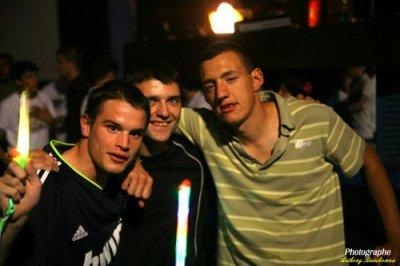 moi, Manu et Schrek