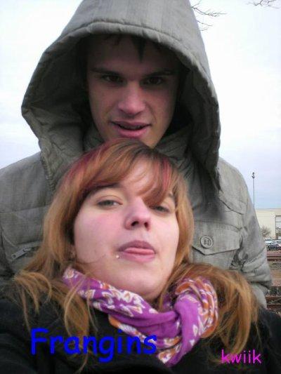 Moi et ma frangine ^^ =)