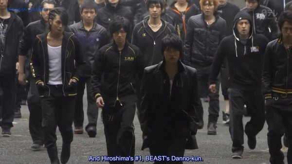 drama bad boys J