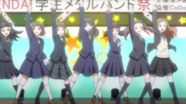anime Wake Up, Girls!