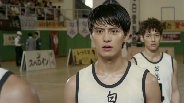 drama basketball