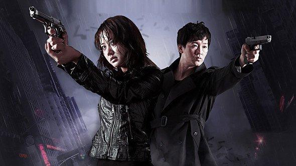 drama killer girl K