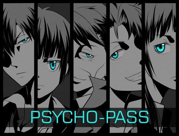 anime psycho-pass