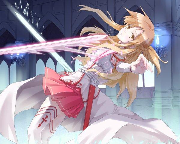 manga: sword art online