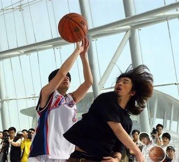 film: shaolin basket