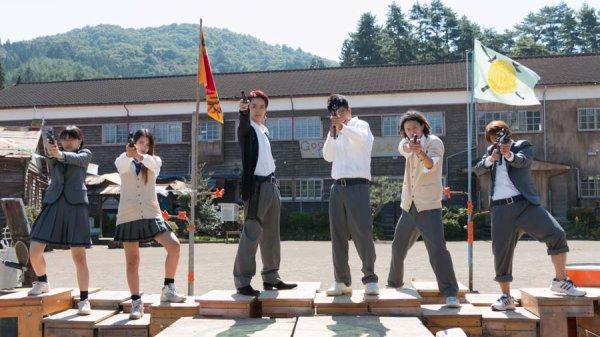 film assassination classroom