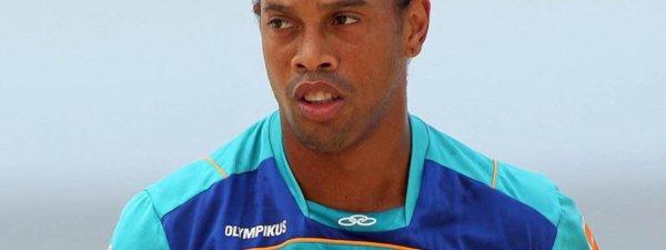 Vidéo : Ronaldinho nu se masturbe devant sa webcam !  meme eux se font pirger