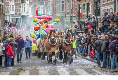 Calendrier des Carnavals en Wallonie 2018