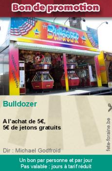 Foire d'août 2018 : Réductions pour La foire de Charleroi